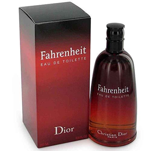 Fahrenheit De Christian Dior Eau De Toilette Masculino 100 ml