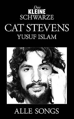 HET KLEINE BLACK LIEDERBORK - geregeld voor gitaar - akkoorden [Noten / Sheetmusic] Component: STEVENS CAT (ISLAM YUSUF)