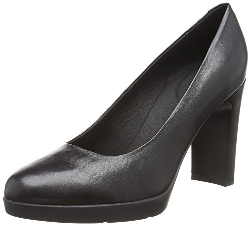 Geox Damen D ANNYA HIGH A Pumps, Schwarz (Black C9999), 38,5 EU