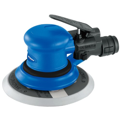 ACDelco ANS601 6-inch Palm Sander (10,500 RPM)