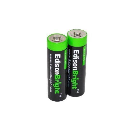 EdisonBright Nitecore MT06MD 180 Lumen Pen-Type LED Flashlight with 2 X AAA Batteries Bundle for Medical Professionals