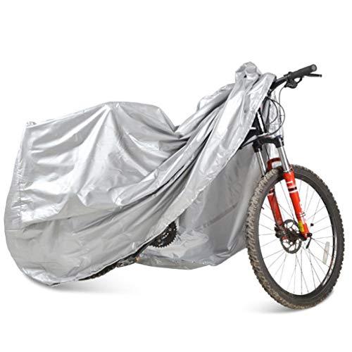 M-YN Vélo Housse étanche en Plein air, 210D Tissu Haut de Gamme de vélos Couverture, Anti-poussière Pluie UV Neige, Pluie vélo Couverture Mountain, Vélo Route & Heavy Duty