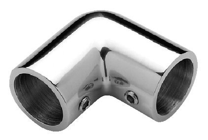 90Degree Elbow 7/8Stainless Steel by Seachoice