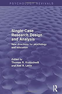 Single-Case Research Design and Analysis: New Directions for Psychology and Education