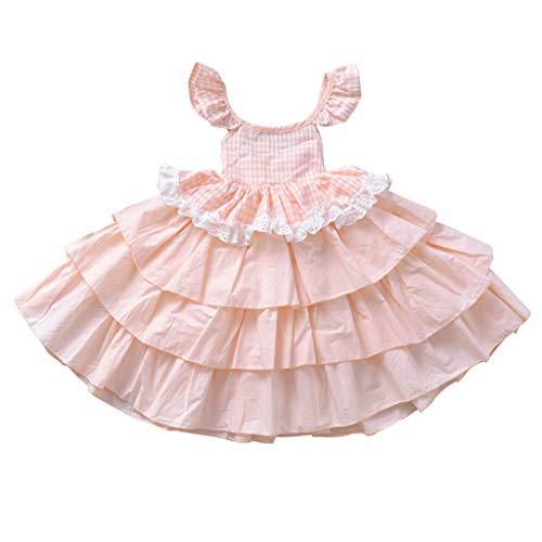 Wedding Party Birthday Dress Multicapa Cuadros Tutu Vestido de Novia Chica Cumpleaños...