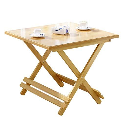 Klaptafel eettafel Home kleine woning eettafel stal eenvoudige rechthoekige tafel te eten (grootte: 80 * 80 * 66 cm) 70 * 70 * 62cm