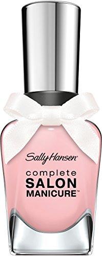 Sally Hansen Complete Salon Manicure, Nagellack mit Keratin, Hochzeitskollektion, Fb. 156/257, stellar style