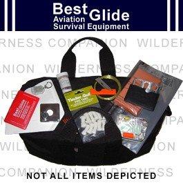 Best Glide ASE Wilderness Companion Survival Kit (Green)
