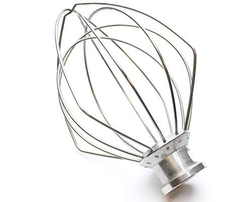 Vervangende KA-onderdelen draadzweep (SA9704329) voor KitchenAid Tilt-Head Mixer (Artisan, KSM90, Classic, K45, K45SS enz.)