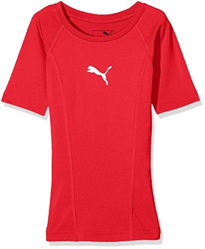 PUMA Liga Baselayer sous-vêtement Fonctionnel Enfant Puma Rouge FR : Taille Unique (Taille Fabricant : 116)