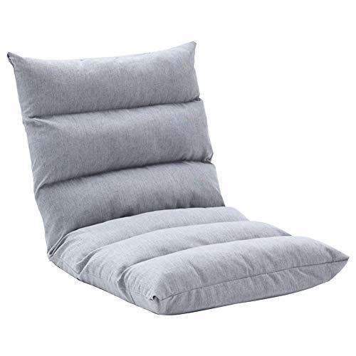 Klappstuhl, Verstellbare Sofa-Liege, Faltbarer Spielsofastuhl, Lounge-Sessel, Spielsessel, Bodensofastuhl, Lazy Couch, Herausnehmbares Und Waschbares Kissen