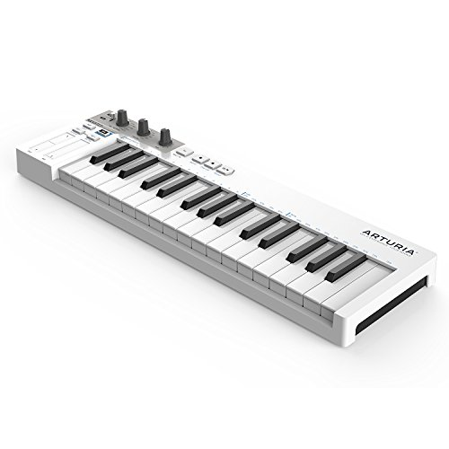 KeyStep Portable Keyboard and Step Sequencer