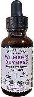 Woman's Dryness Crystal Star 1 oz Liquid