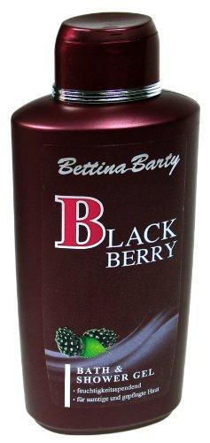 Bettina Barty Straub Black Berry Bath & Shower Gel, 1er Pack (1 x 500 ml)