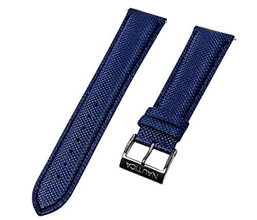 Nautica Men's N18644G   A18644G NST 501 Blue 22mm Original Replacement Watch Band