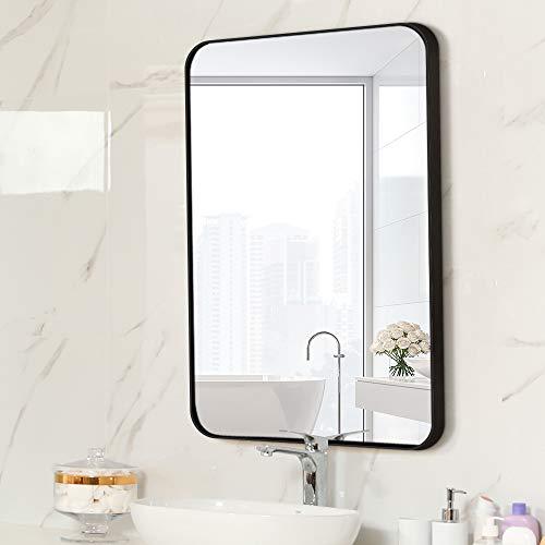 Aluminium Frame Wall Mirror, Rectangle Bathroom...