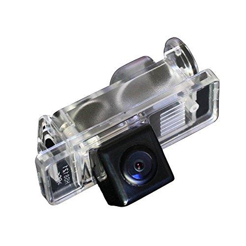 Dynavision CMOS Cámara Sistema de Visión Trasera Coche, Visión Nocturna,Alta Definición y Amplio Ángulo de Visión, Mercedes Benz Viano/Vito/Sprinter 2004-onwards,W639