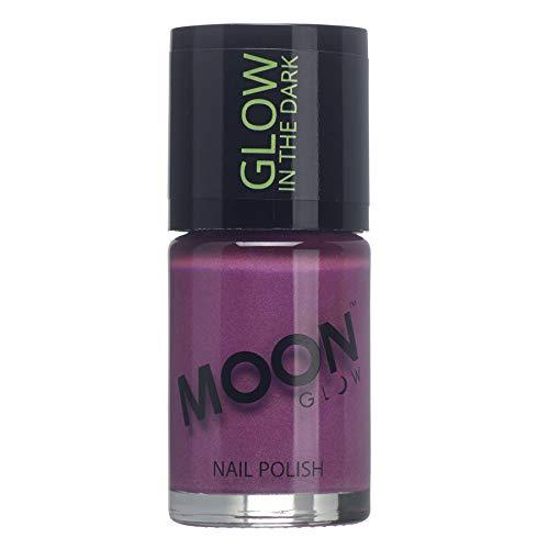 Moon Glow - Vernis à Ongles Violet UV 15 ML