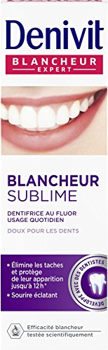 puissant Denibit – Dentifrice – Excellente blancheur – 50 ml