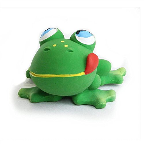Lanco Natural Rubber Bath Toy - Sitting Frog