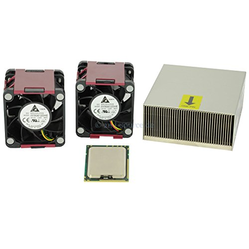 HP DL380G6 Gen7 X5660 Intel Xeon Hexa-Core Prozessor Kit (2,8GHz, 12MB Cache, 95 Watt)
