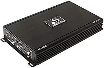 Massive Audio BP1000.1 Blade Series. 1000 Watts, 2 Ohm Stable, Class A/B Monoblock Car Amplifier with Bass Boost.
