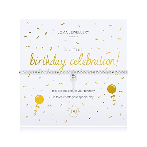 Joma Jewellery a Little Birthday Celebration Bracelet