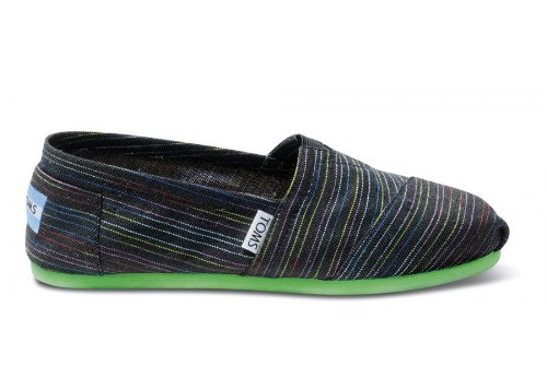Toms - Womens Classic Slip-On Shoes