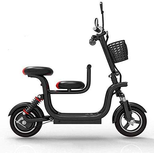 GJJSZ Vélo électrique Pliant,vélo Portable Performance Sports motorisés Mini vélo électrique...