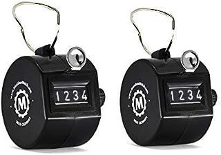 MARATHON CO200001 手持带指环计数器,适用于运动、仓库、实验室、工厂和办公室。 * 100,000 次点击