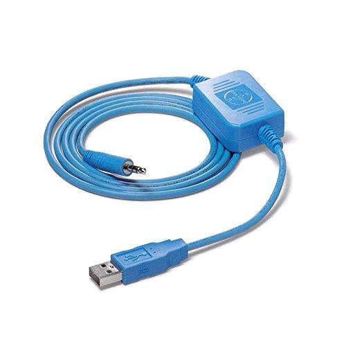 Bayer USB Kabel für CONTOUR® Blutzuckermessgeräte, PC Anschluss-Kabel, 1 Stück