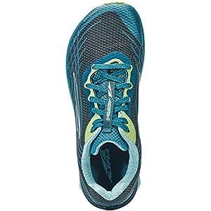 ALTRA Women's AL0A4QTP TIMP 2 Trail Running Shoe, Teal/Lime - 7.5 M US