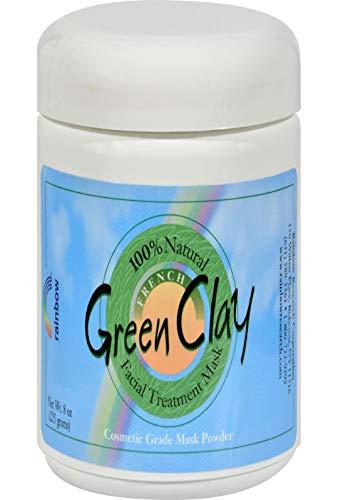 Green Clay Mask Powder 8 Ounces