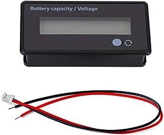 Tool Parts NEW LCD Display Indicator Battery Capacity Voltage Monitor Tester Monitor 12V Tool Parts