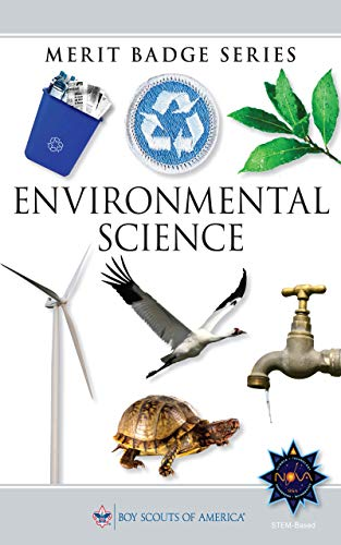 Environmental Science Merit Badge Pamphlet