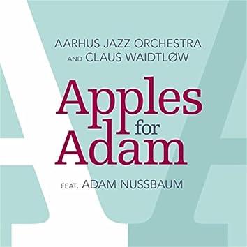 Apples for Adam