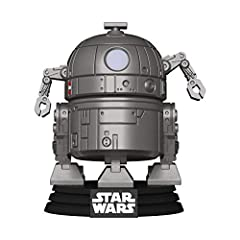From Star Wars Concept, R2-D2, as a stylized Pop! Stylized collectable stands 3 ¾ inches tall, perfect for any Star Wars Concept fan! Collect and display all Star Wars Concept POP! Vinyls!