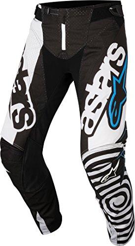 Alpinestars Techstar Venom 2018 Motocross Hose 30 Schwarz/Weiß