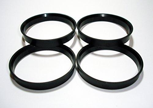 Centradores 4 LLANTA 64.1-60.1 Aros para Llantas DE Aluminio Originales Honda Land...
