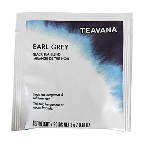 Starbucks Teavana Tea Sachets (Earl Grey, Pack of 24 Sachets)