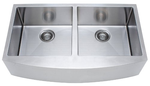 Franke USA FFD33B-9-18 Sink, Stainless Steel