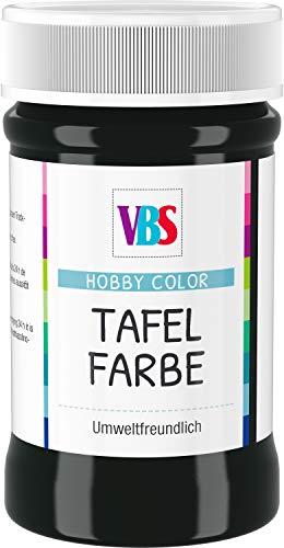 VBS Tafelfarbe, 100 ml Schwarz
