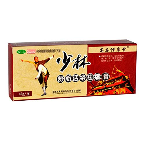 Chinese ointment for pain _image0