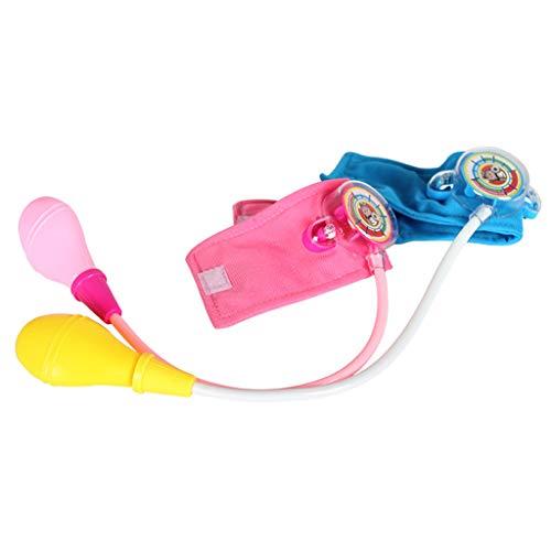 jiheousty Kinder Simulation hausarzt Spielzeug kleine Krankenschwester Mini blutdruckmessgerät medizinische Baby Jungen mädchen lustige Spiel Cosplay Pretend Play Toys
