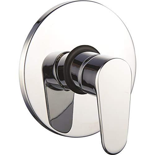 Duscharmatur Unterputz Serie Otto Einhebelmischer Einbau Dusche Badarmaturen Wandeinbau Wasserhahn