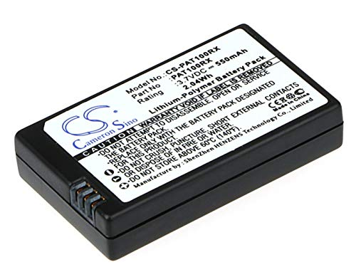 Battery for Parrot Jumping Sumo, Mini Drone, MiniDrone Jumping Sumo,
