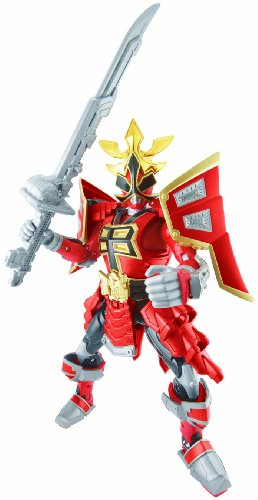 Power Rangers 30 cm Super Samurai Shogun Figurines