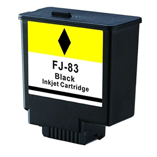 Cartucho Tinta Compatible para Olivetti FJ-83 Negro 450 páginas T147