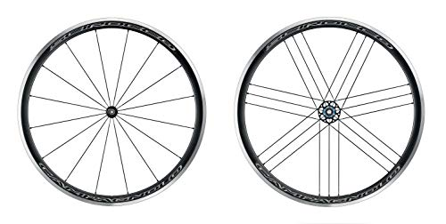 campagnolo(カンパニョーロ) SCIROCCO C17 WO F/R HG ホイール フリーボディ/シマノ 9/10/11S WH18-SCCFRX1B ‐