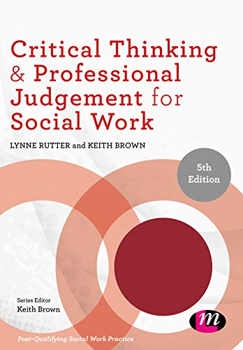 Critical Thinking Social Work
